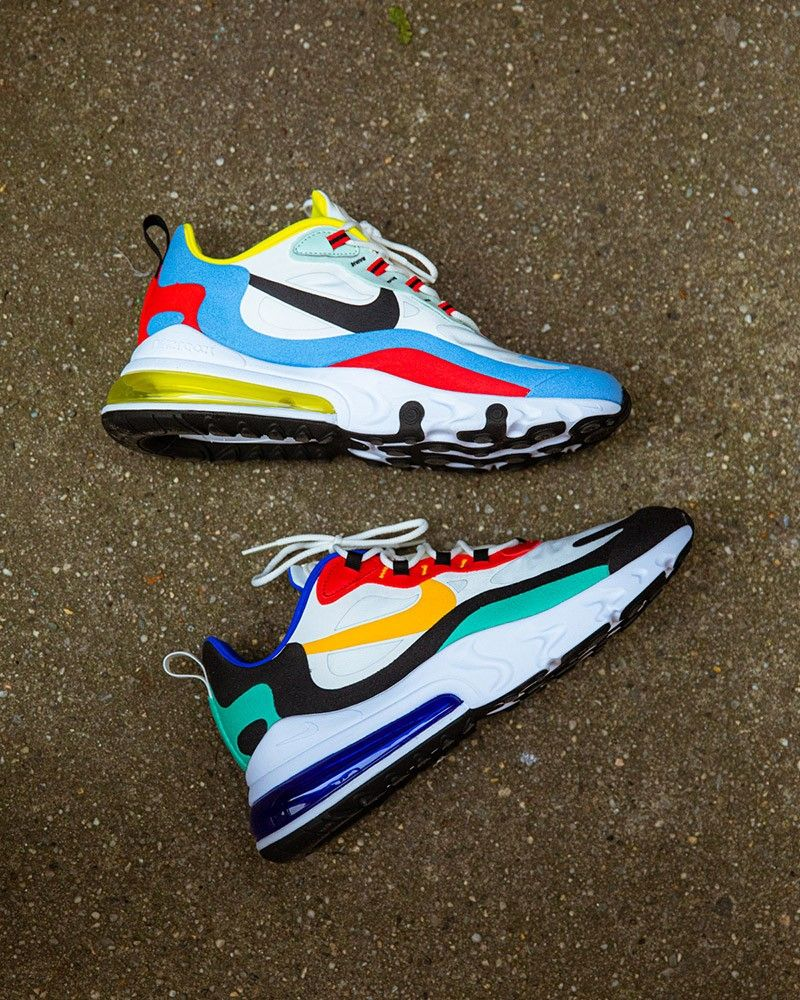 Nike Air Max 270 React Release Date Info Nike Air Shoes