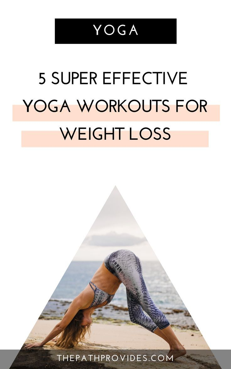 5 Best Yoga Workouts for Weight Loss — The Path Provides