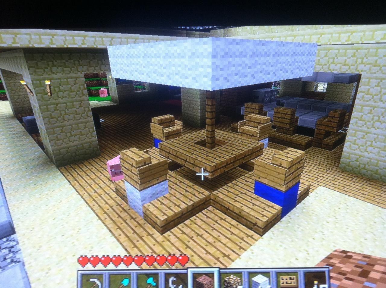 Xbox Minecraft Beach House Minecraft Beach House Minecraft Minecraft House Tutorials