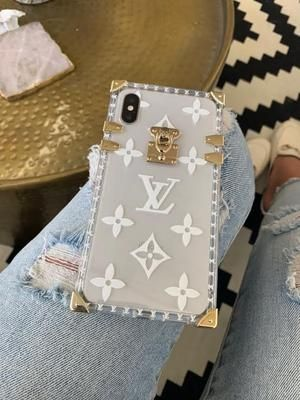 Clear Gold Case (ALL IPHONES) accessorize in 2019