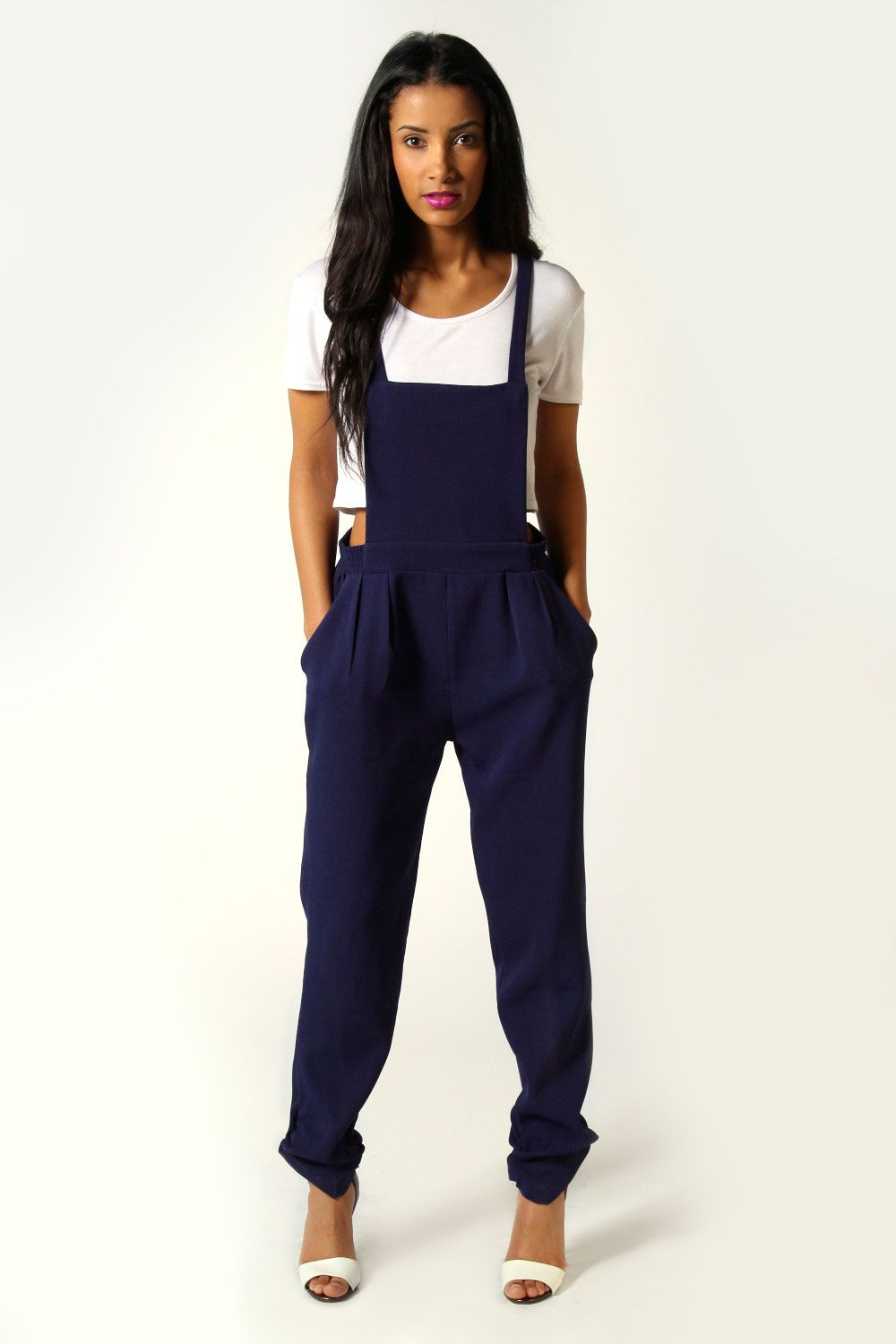 2019 original new style & luxury luxury Rachel Pinafore Dungaree Trousers. I love these. in 2019 ...