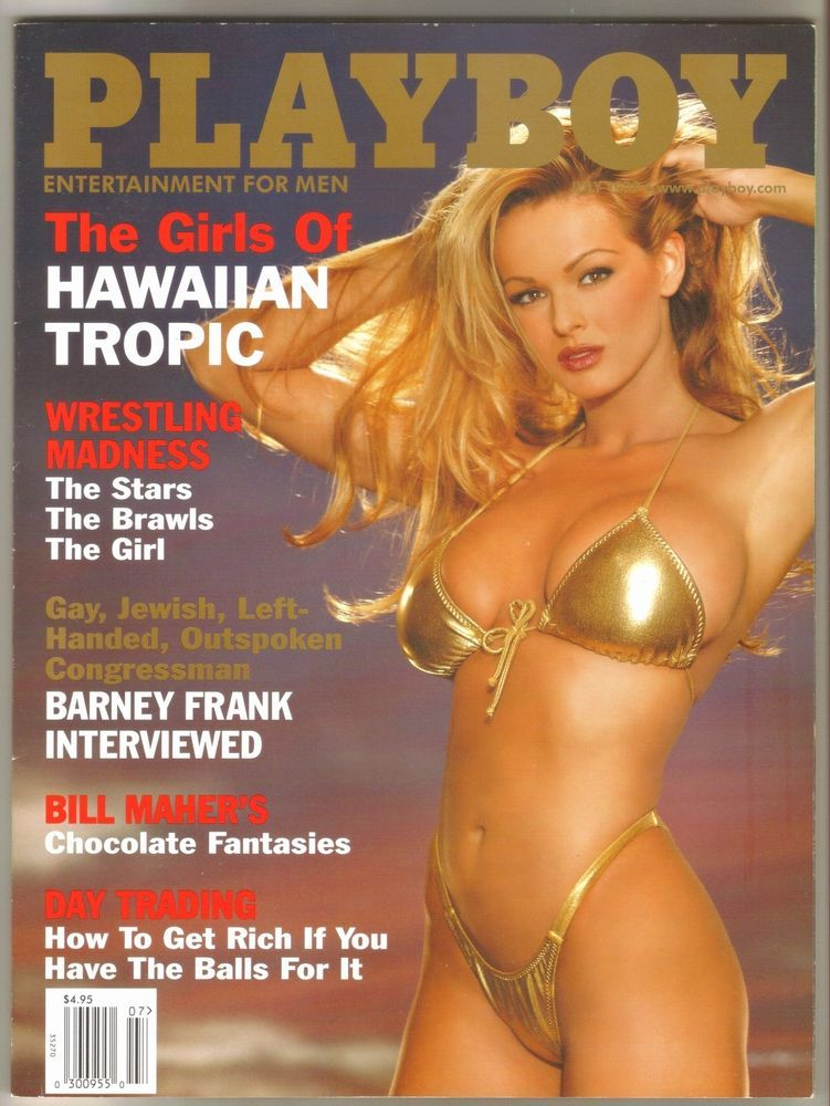 playboy girls of hawaiian tropic