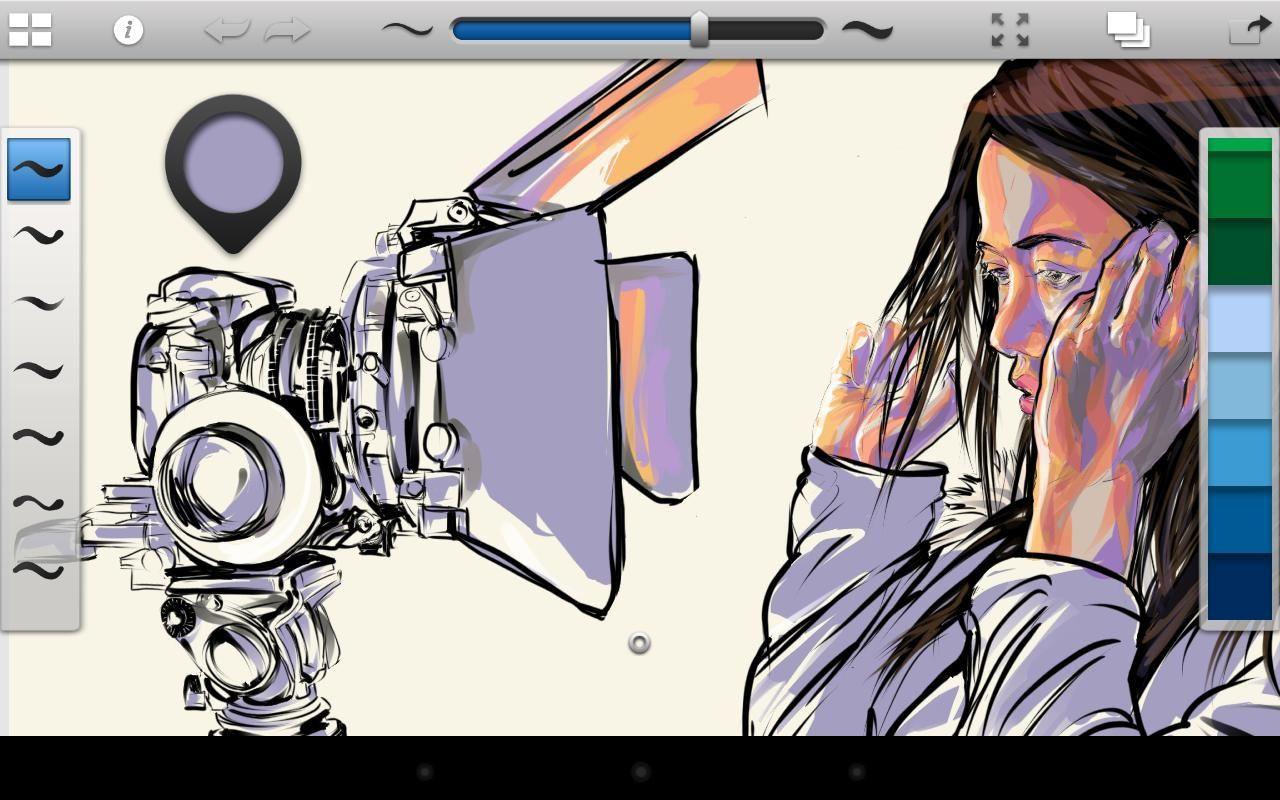 Sketchbook Ink Android Apps On Google Play Sketch Book Ink