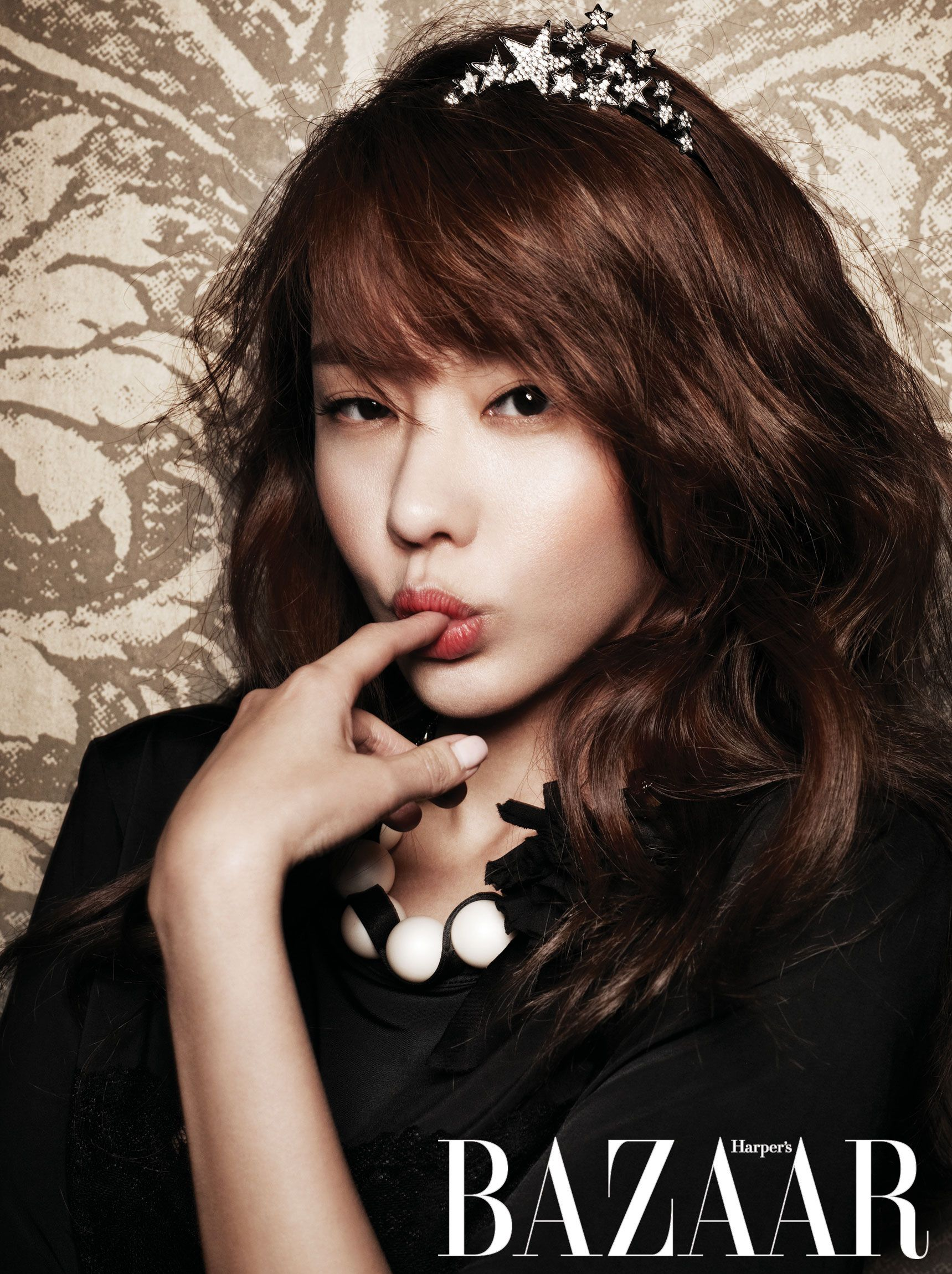 화보 김아중의 섹시함에 대한 내밀한 탐구 Kim Ah Joong Korean Actresses Kim A Joong