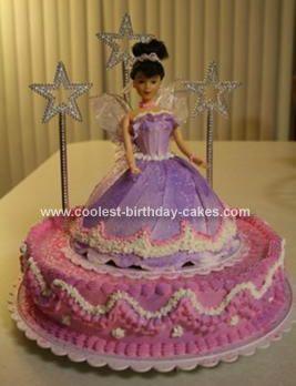 Coolest Homemade Princess Doll Cake Princess Dolls And Cake - Birthday cake doll princess
