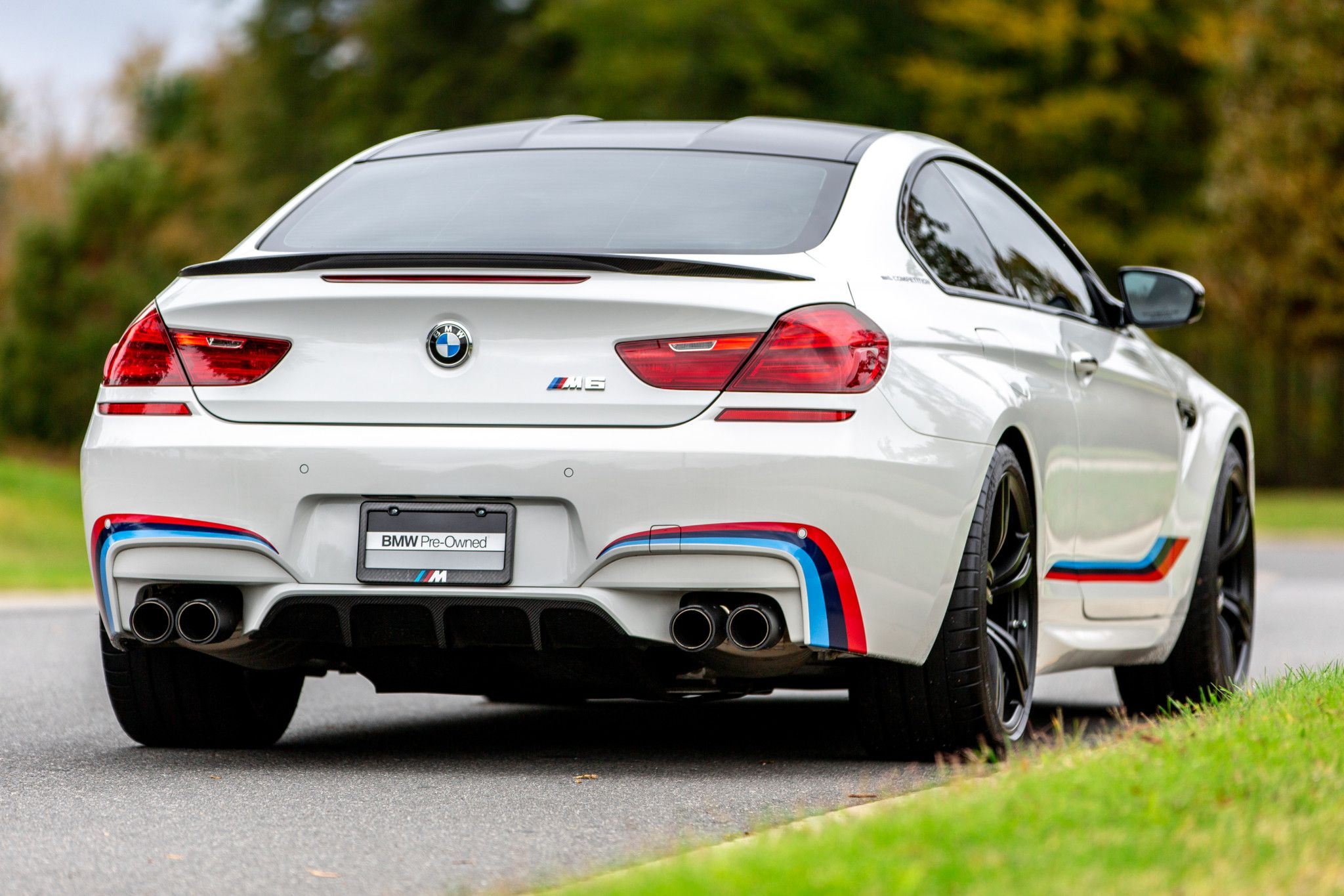 3k Mile 2016 Bmw M6 Competition Edition