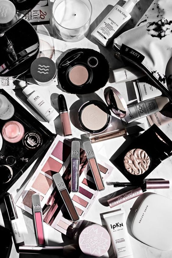 hourglass cosmetics, rose gold makeup Beauty, beauty blog