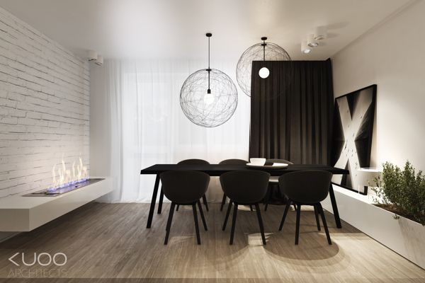 S k flat on behance espacios pequeños pinterest interieur