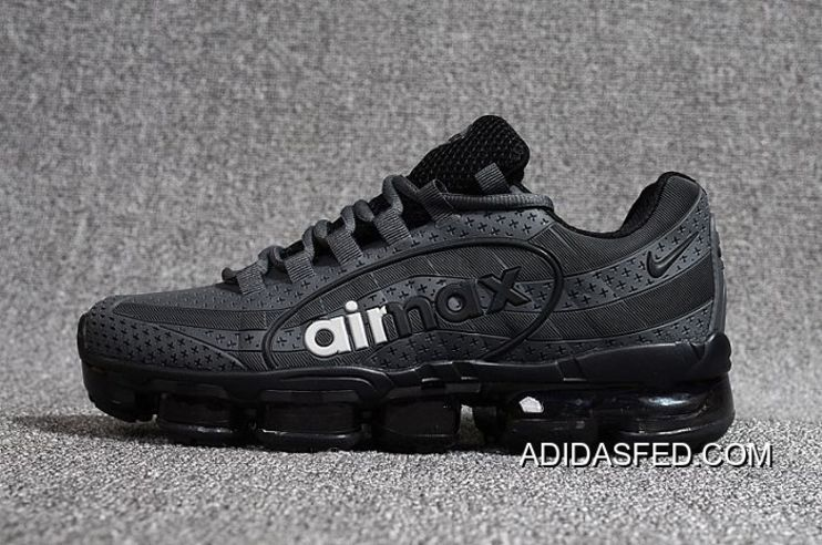 1df637aeda5a4 2019 的 Men Nike 2018 Air VaporMax 95 Running Shoes KPU SKU 149472 ...