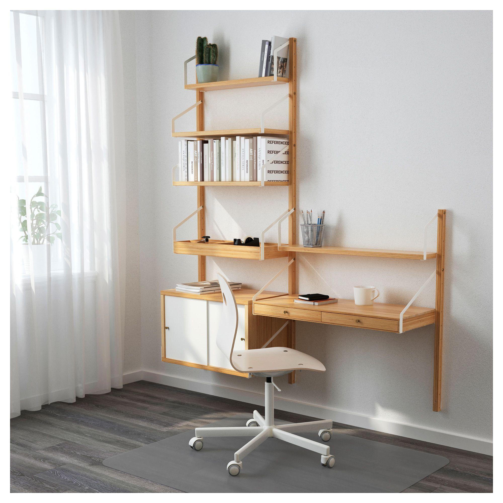 Us Furniture And Home Furnishings Floating Shelves Living Room