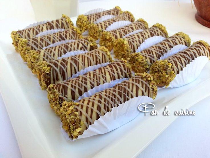 authentic cigares-gâteau algérien - fan de cuisine, , | ethnic