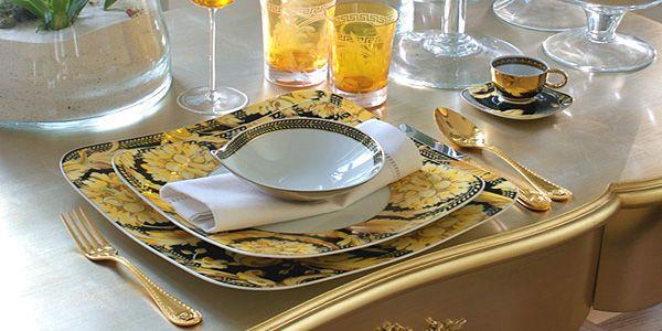 conjunto serviço de mesa luxo - Recherche Google