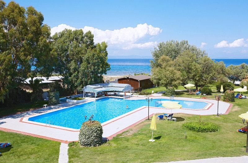 Hotel Theophano Imperial Palace Suites In Kallithea Chalkidiki