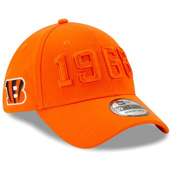 Men S Cincinnati Bengals Hats Bengals New Era Hats Fitted Hats Bengals Pro Shop Color Rush New Era Denver Broncos