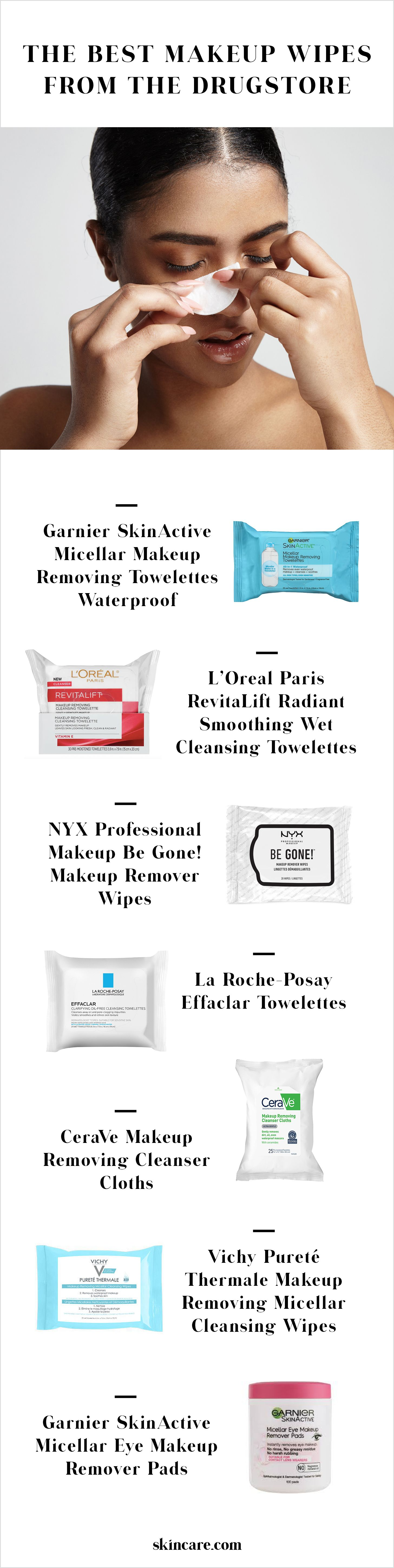 Best Drugstore Waterproof Makeup Wipes Drugstore makeup