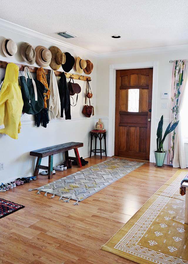 Boho Laundry Room Decor