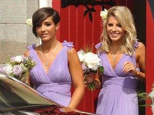 Una Healy Wedding