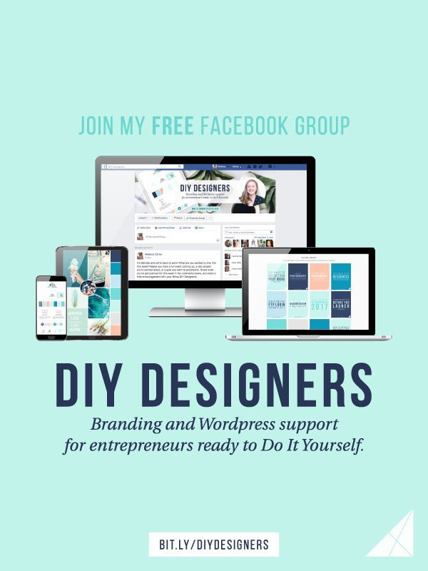 Diy designers is a facebook community that offers branding and diy designers is a facebook community that offers branding and wordpress support to entrepreneurs ready to solutioingenieria Image collections