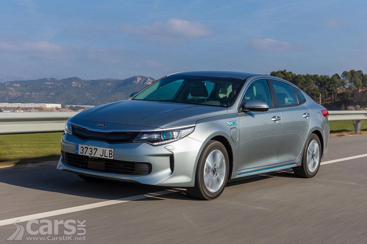 Kia Optima Plugin Hybrid at Geneva promises OFFICIAL