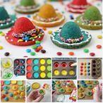 Photo of SOMBRERO PINATA COOKIES! Leuk voor een kinderpartijtje!!! – Apfel Kuchen