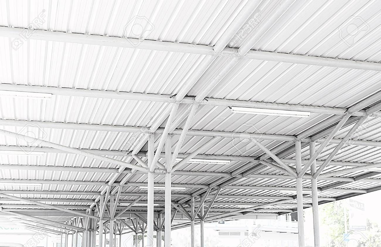 67 A Rounded Roof On A Structure Roof Truss Design Steel Structure Roofing Sheets