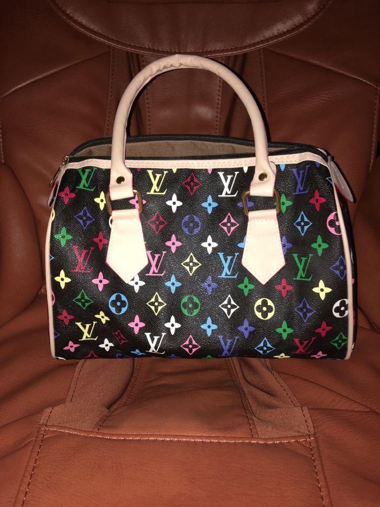 Multicolor Designer Handbag Fashion Clothing Shoes Accessories Womensbagshandbags Ebay Link