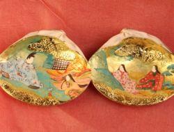 Mikawa workshop of shellfish alignment Hatsune (Hatsune) and the Origin of Kawaise
