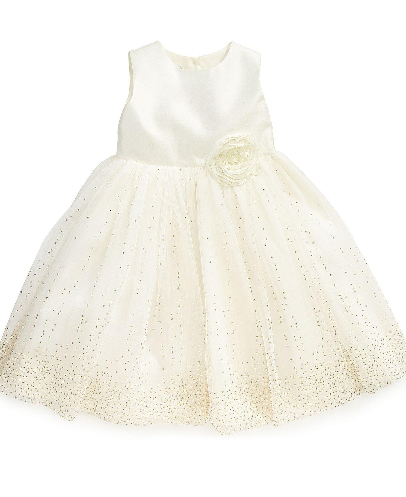 Marmellata Girls Dress Little Girls Sparkle Ballerina Dress Kids