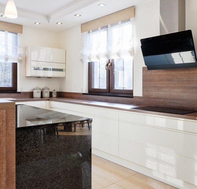Plan de travail cuisine 50 idées de matériaux et couleurs Kitchen - installation plan de travail cuisine
