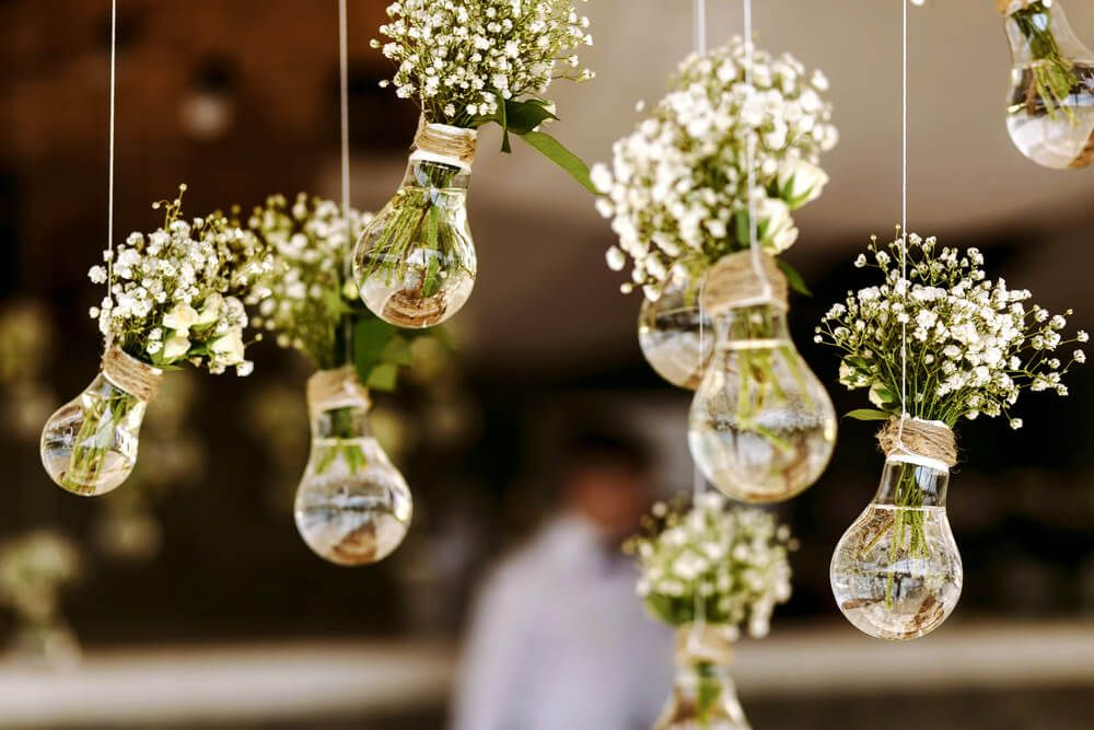 70 Hanging Flower Planter Ideas (PHOTOS and TOP 10) | Clear light ...
