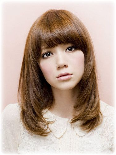 86 Korean Hairstyles You Should Try Page 85 Of 87 Hairstyle Monkey Hair Styles Face Framing Hair Layered Hair