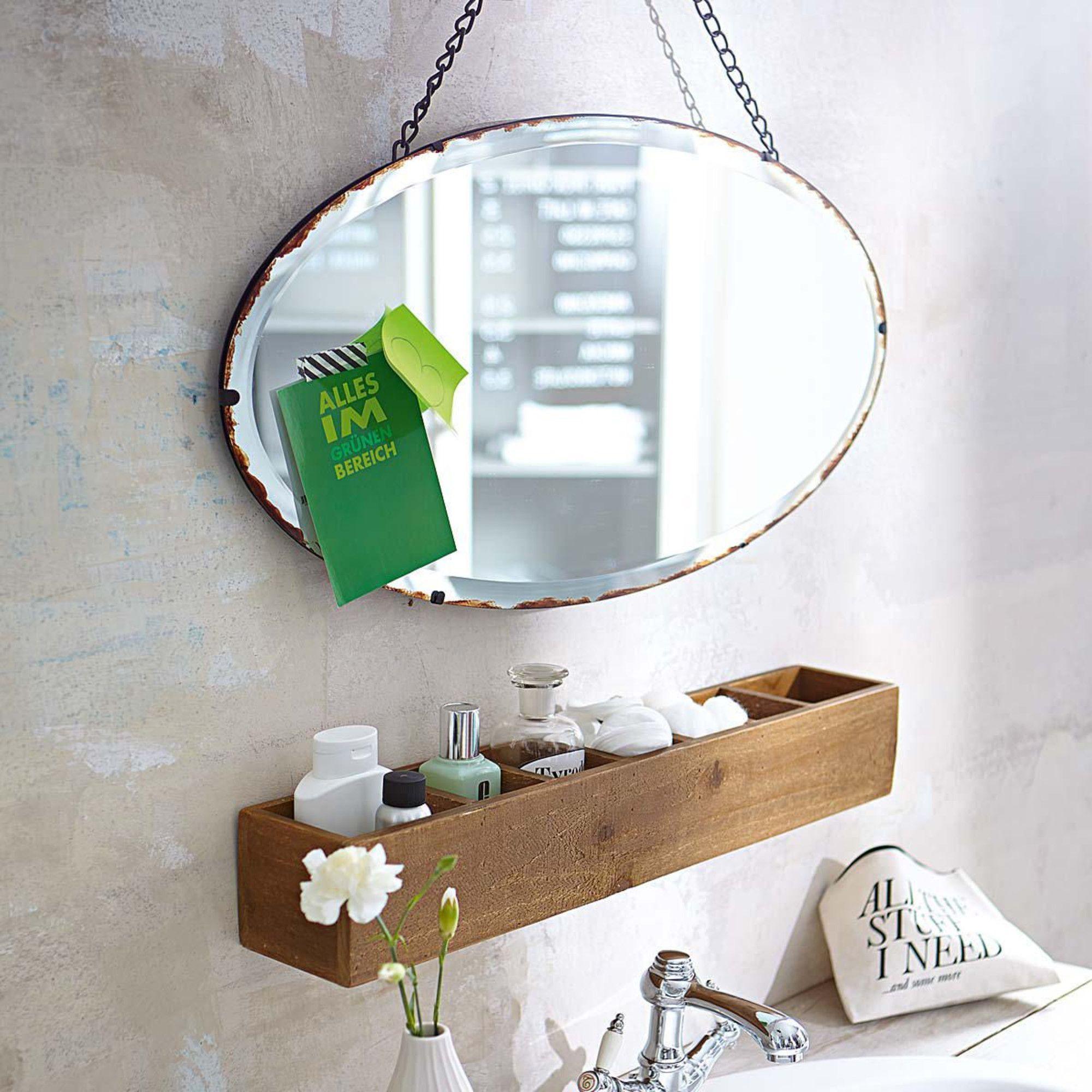 home affaire spiegel mit kettenaufhängung, Hause ideen