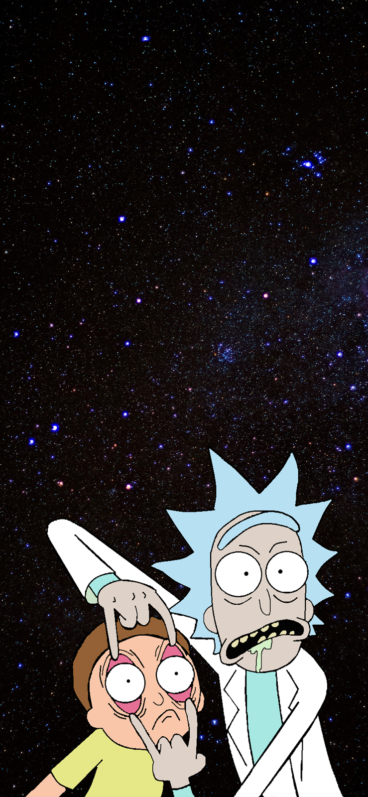 Rick And Morty Phone Wallpaper Collection 154 Rick And Morty