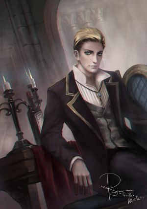 Eternity [Vampire!Erwin x Reader] [AU] by TheNobodyofaSOLDIER on