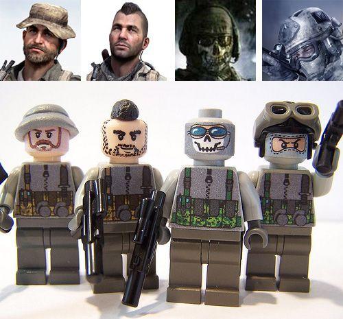 Call Of Duty Spielzeug