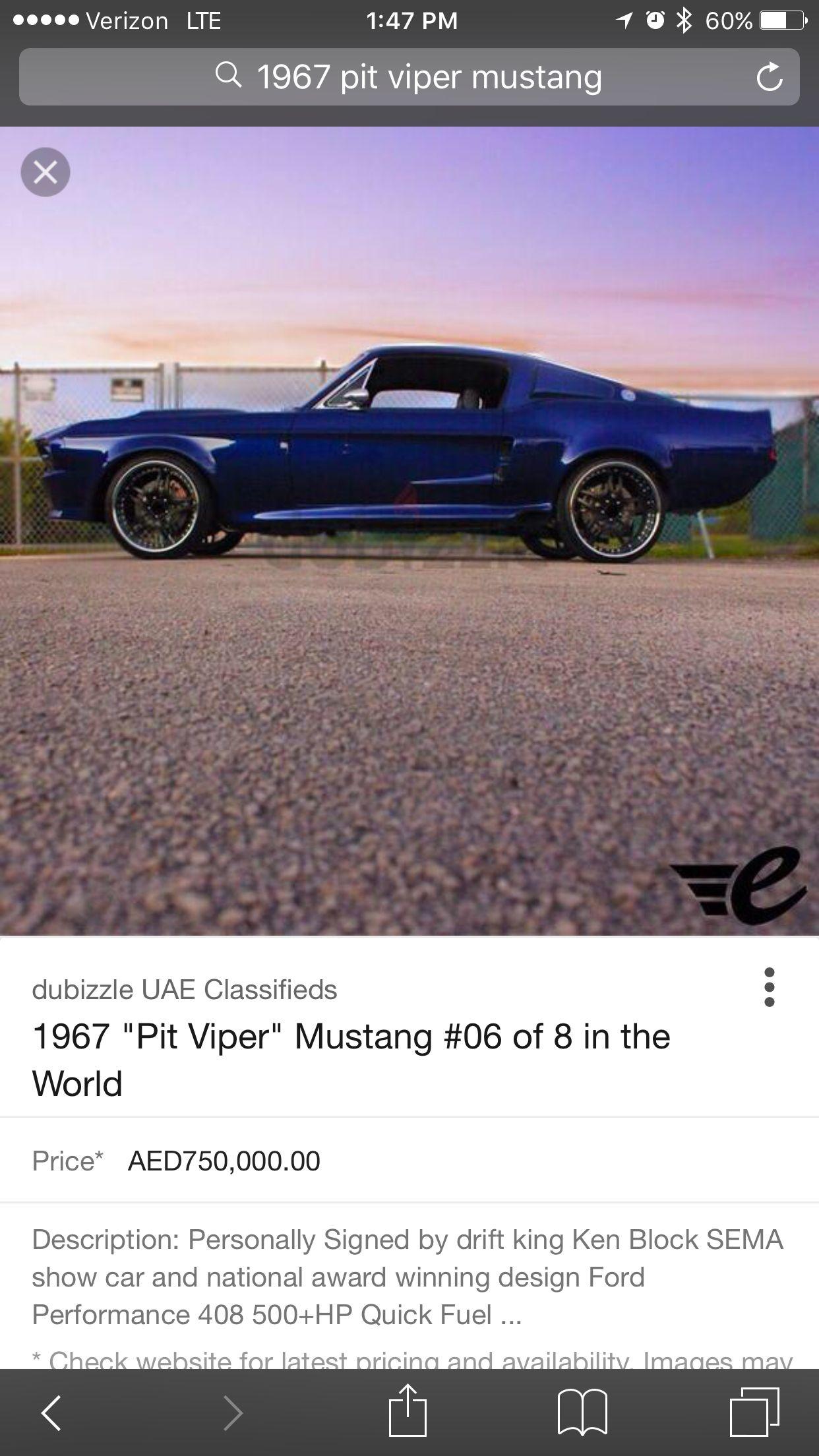 Pin By Jesse Nicholson On Pit Viper 1967 Mustang Pit Viper