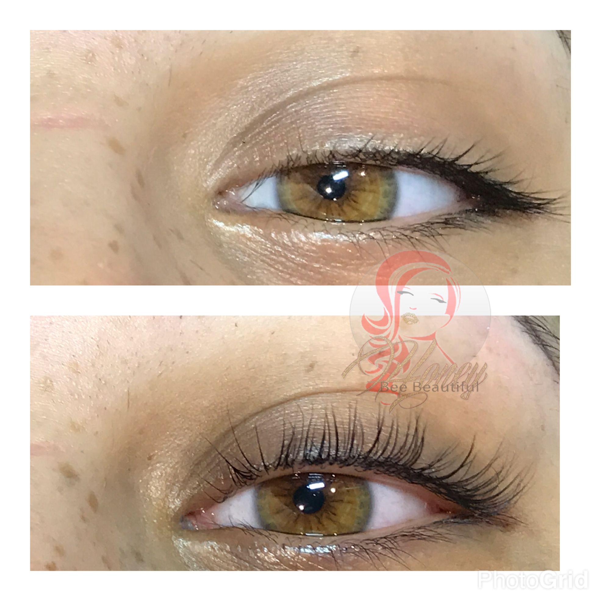 ce721385562 What's a Keratin Lash Lift? | Honey, Bee Beautiful | Makeup ...