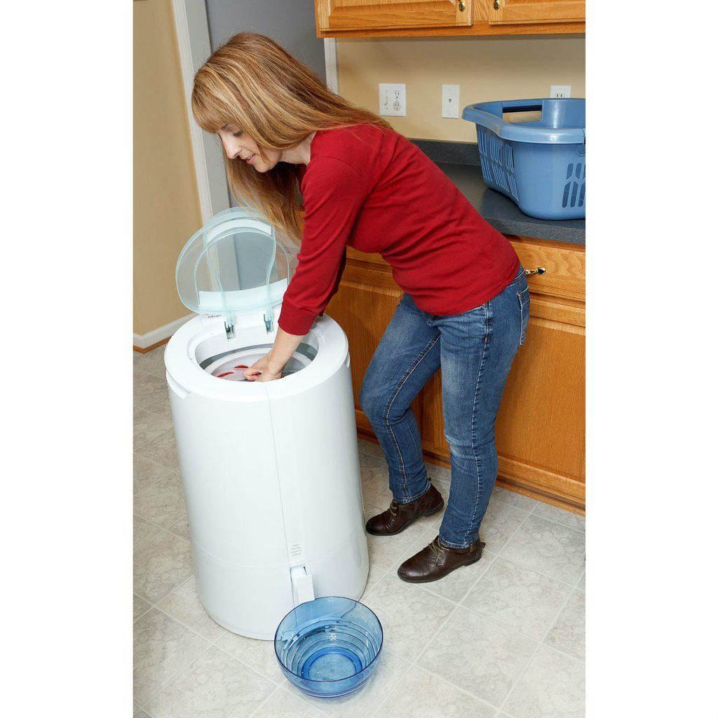 Mega Spin Portable Dryer By The Laundry Alternative Spin Dryers
