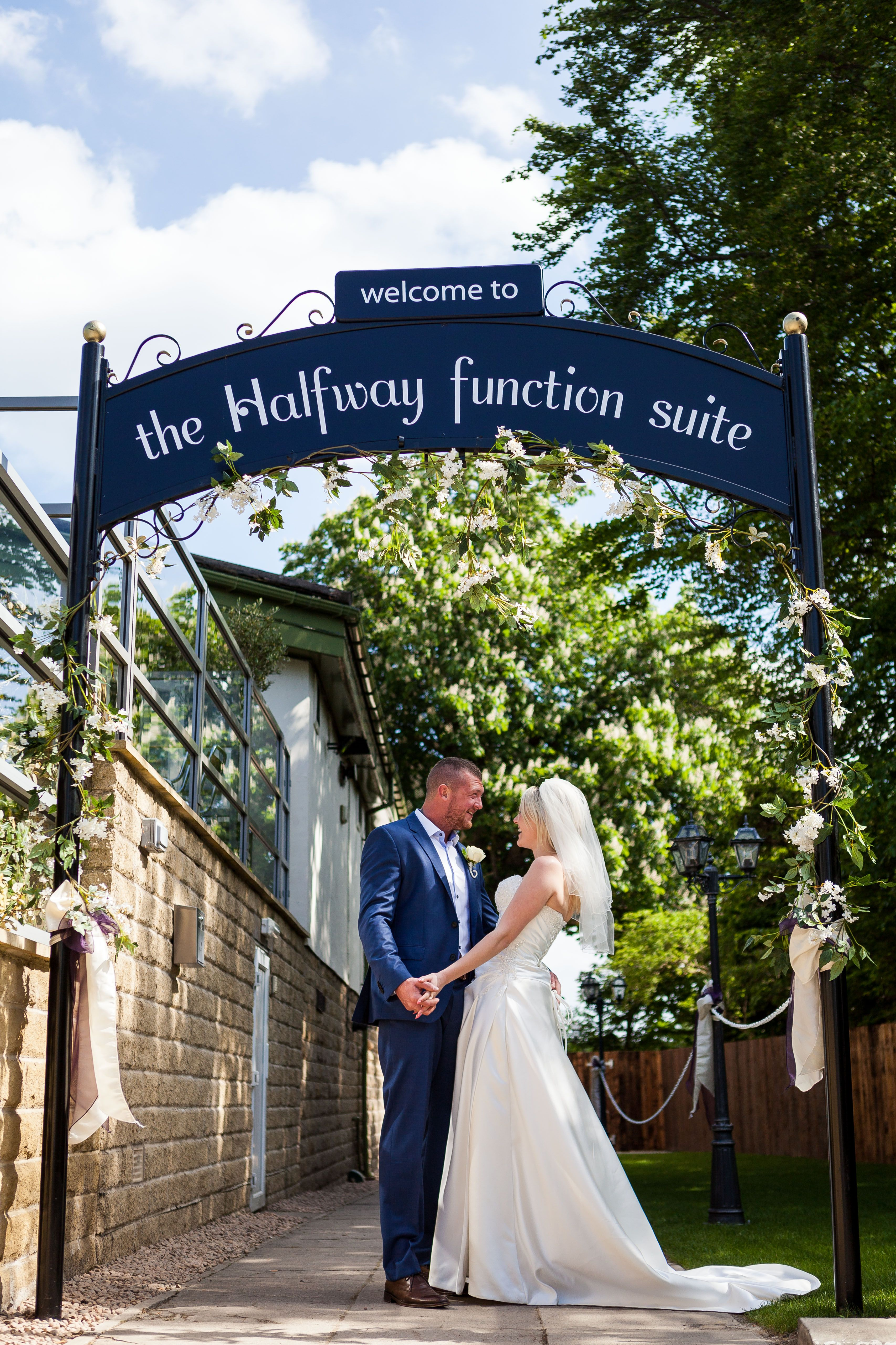 Welcome To The Halfway Function Suite Wedding Venue Shipley West