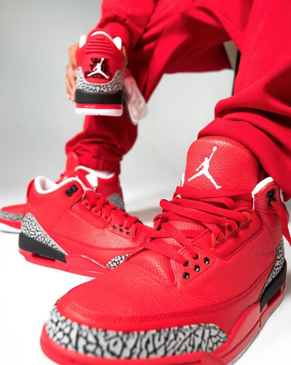 """2c4ab945346531 Dj Khaled revela o Air Jordan 3 """"Grateful"""""""