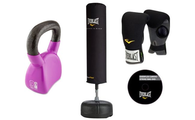 What a great idea!  Fitness gear on your wedding registry.