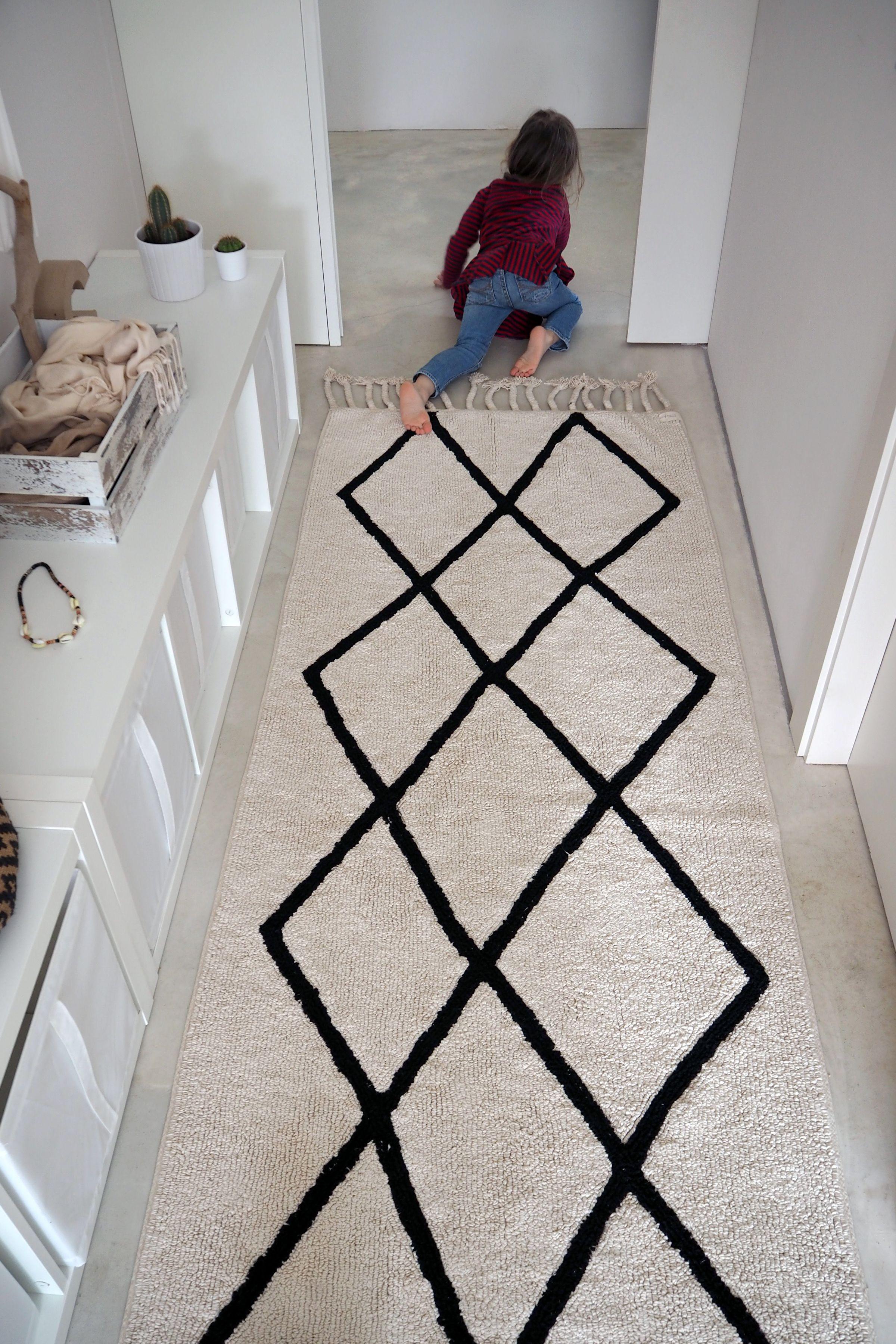 ideas de alfombras modernas y estilo nrdico - Alfombras Modernas