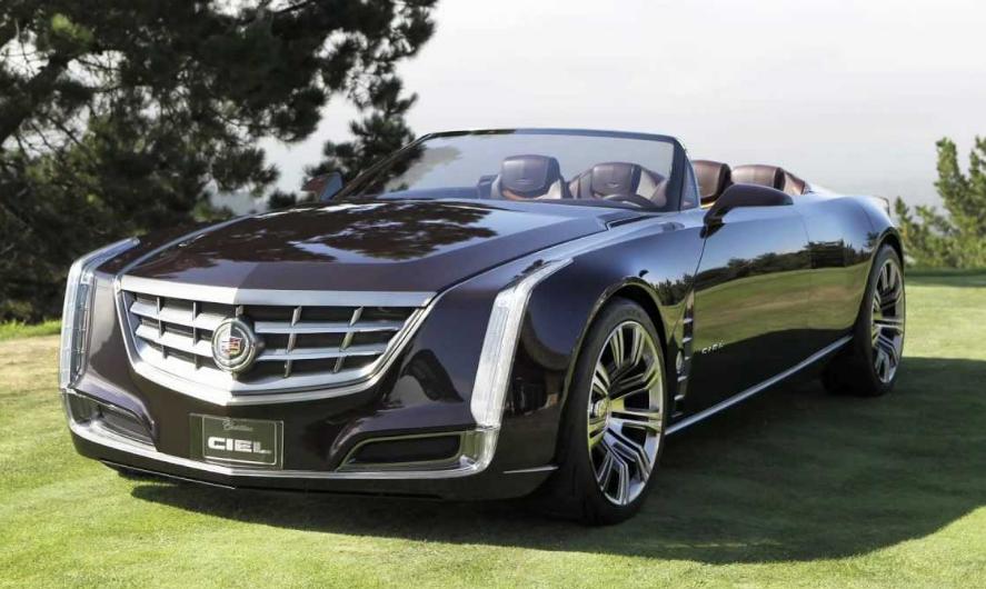 Cadillac Mirage 2021 - Car Wallpaper