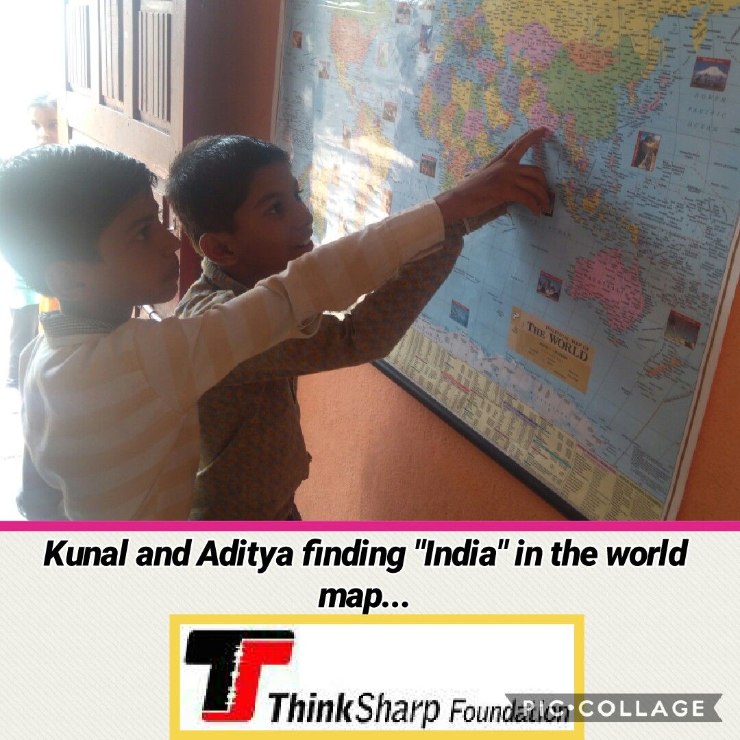 Our studymall users kunal and aditya studying in 4th class play map our studymall users kunal and aditya studying in 4th class play map game where they challenge each other to find various countries and cities in world map gumiabroncs Images