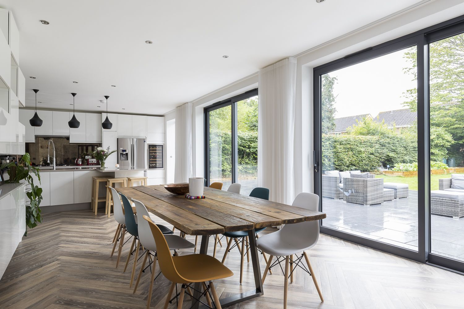 Pin By Model Projects Ltd On Whole House Renovation Cheam
