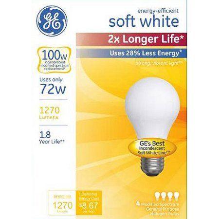 Household Essentials Bulb White Light Bulbs Light Bulb