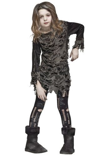 Nice Scary Costumes - Child Living Dead Costume just added