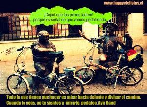 Happy Ciclistas!