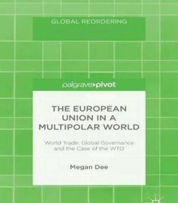 The european union in a multipolar world world trade global the european union in a multipolar world world trade global governance and the case of fandeluxe Image collections