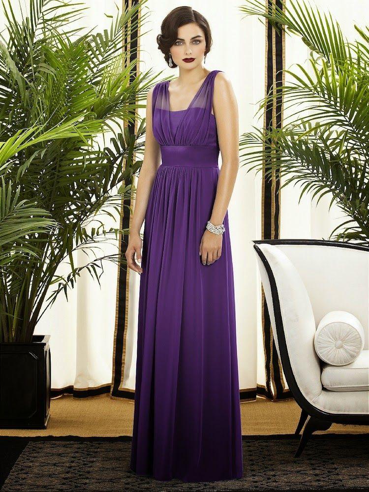 Vistoso Vestidos De Dama De Lujo Ideas Ornamento Elaboración ...